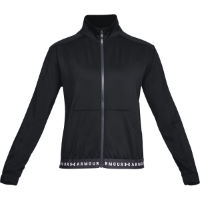 Under Armour Womens HeatGear Armour Full Zip Top