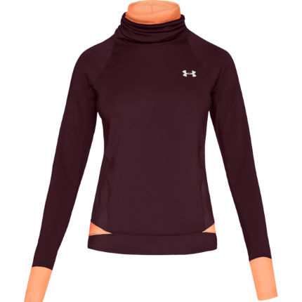 Under Armour Women's ColdGear Reactor Run Top