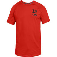Under Armour MK1 Short Sleeve Logo Graphic Gym Tee