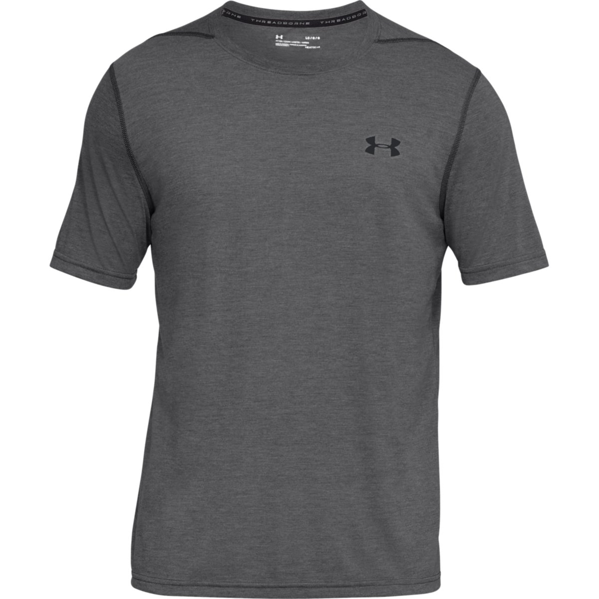 7670aae4d Wiggle | Under Armour Threadborne Fitted Short Sleeve Gym Tee | Short Sleeve  Running Tops