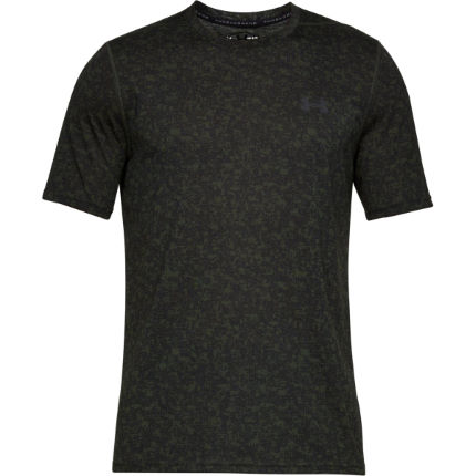 Under Armour Threadborne Print Short Sleeve Gym Tee