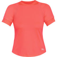 Under Armour Womens HexDelta Short Sleeve Run Top
