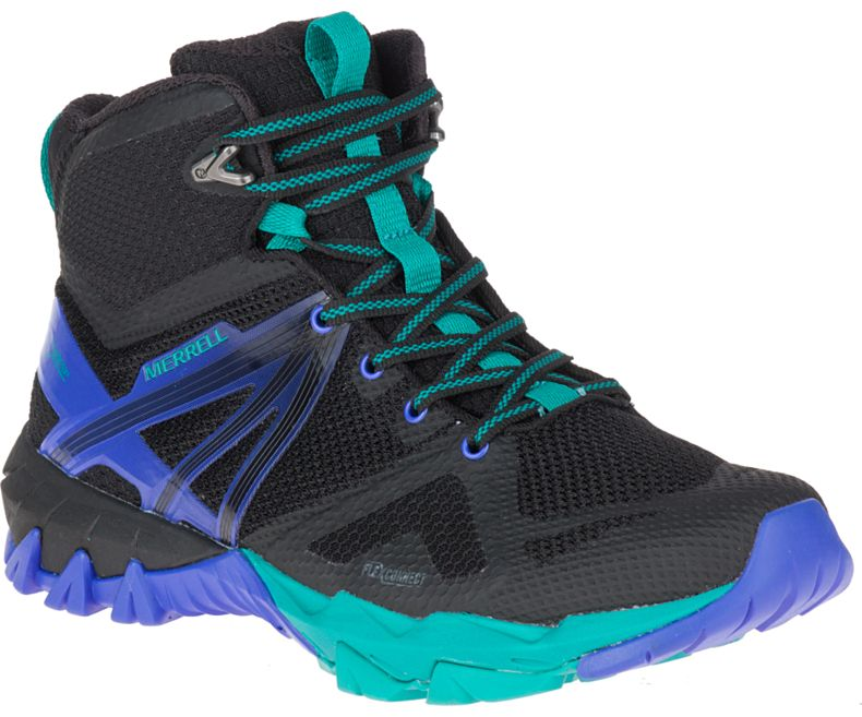 Wiggle | Merrell Women's MQM Flex MID GTX Shoes | Boots | Running shoes