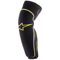 Alpinestars Paragon Knee/Shin Protector Black/Yellow S
