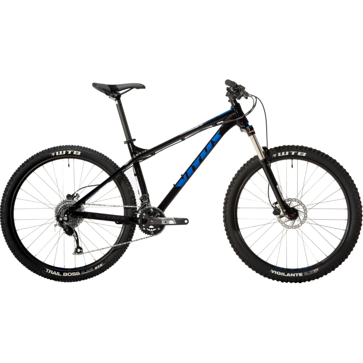 Vitus Nucleus 275 VR Mountain Bike (2019)