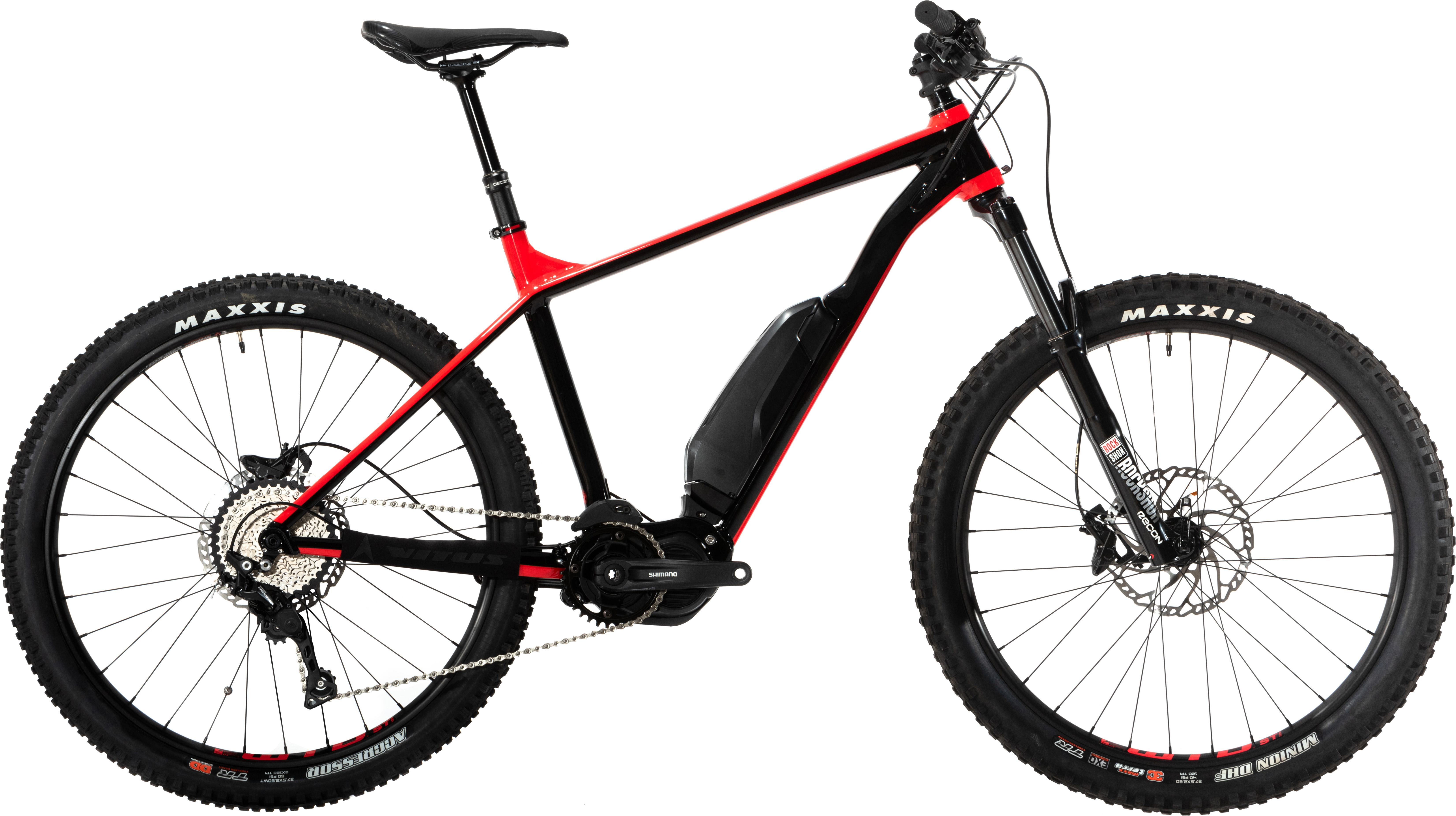 Vitus E-Sentier Electric Mountain Bike (Deore - 2019) | City