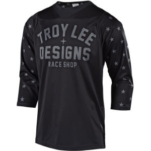 37cab710d MTB 3 4 Sleeve T-shirt Troy Lee Designs Ruckus - CoreBicycle