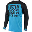 Troy Lee Designs Skyline  Long Sleeve Jersey (Checker)