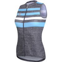 Dotout Women s Stripe Sleeveless Jersey 03f6e7cec