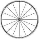 Campagnolo Shamal Ultra C17 2-Way Fit Front Road Wheel