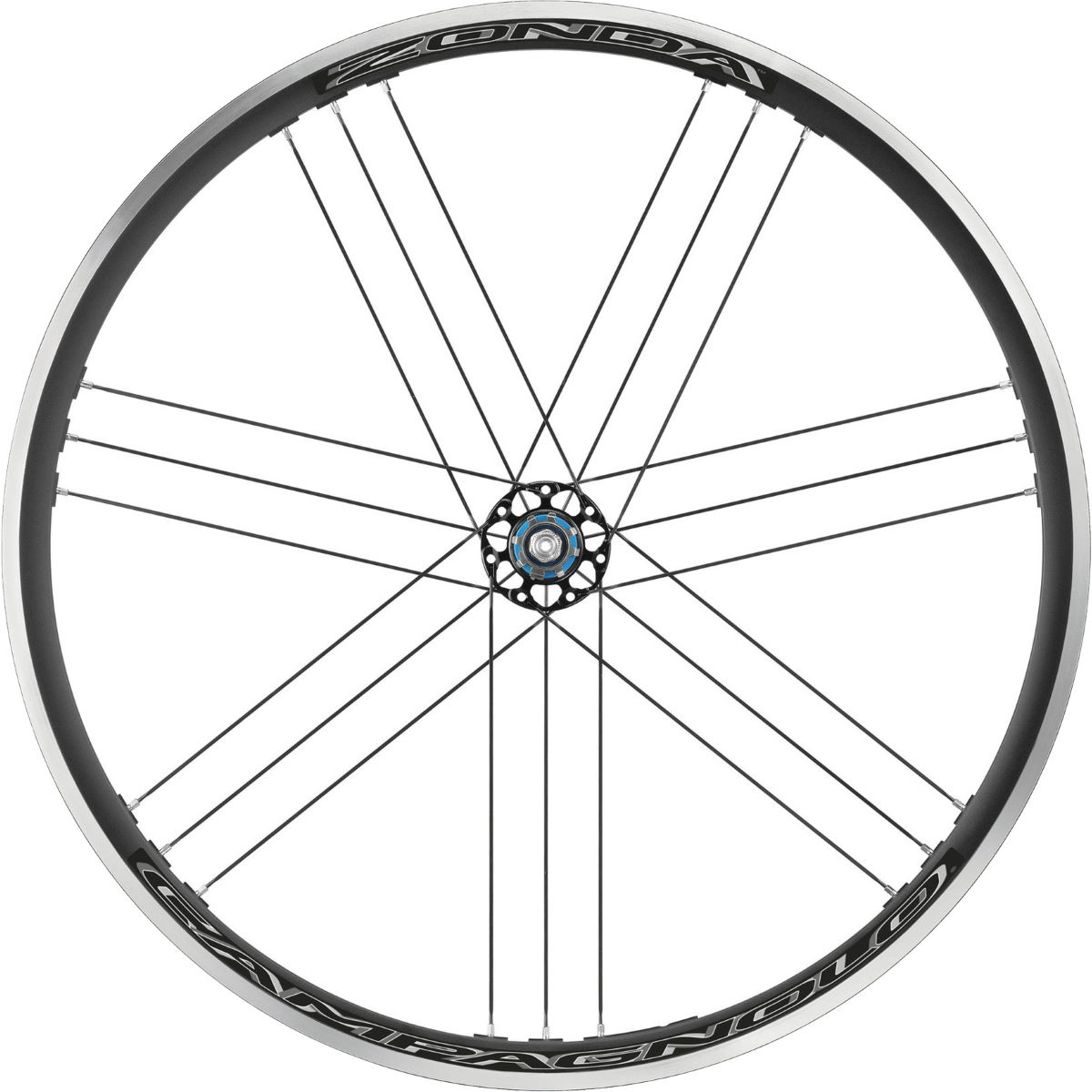 Campagnolo Zonda C17 Rear Road Wheel - Ruedas de competición