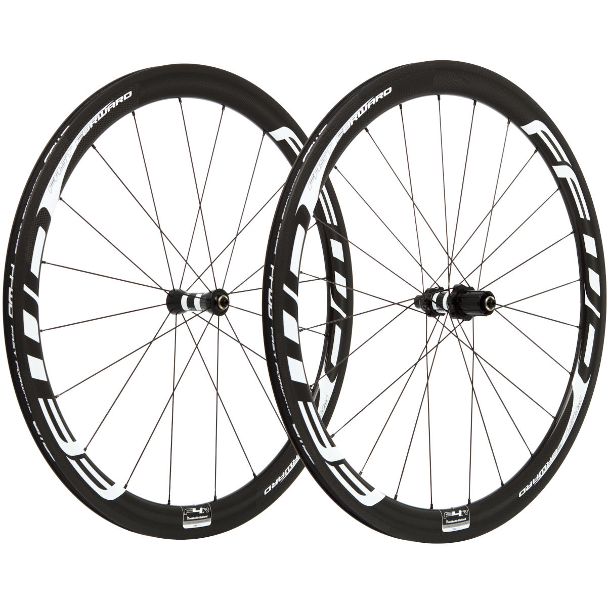 Fast Forward Fast Forward Carbon F4R FCC TLR 45mm SP Wheelset   Wheel Sets