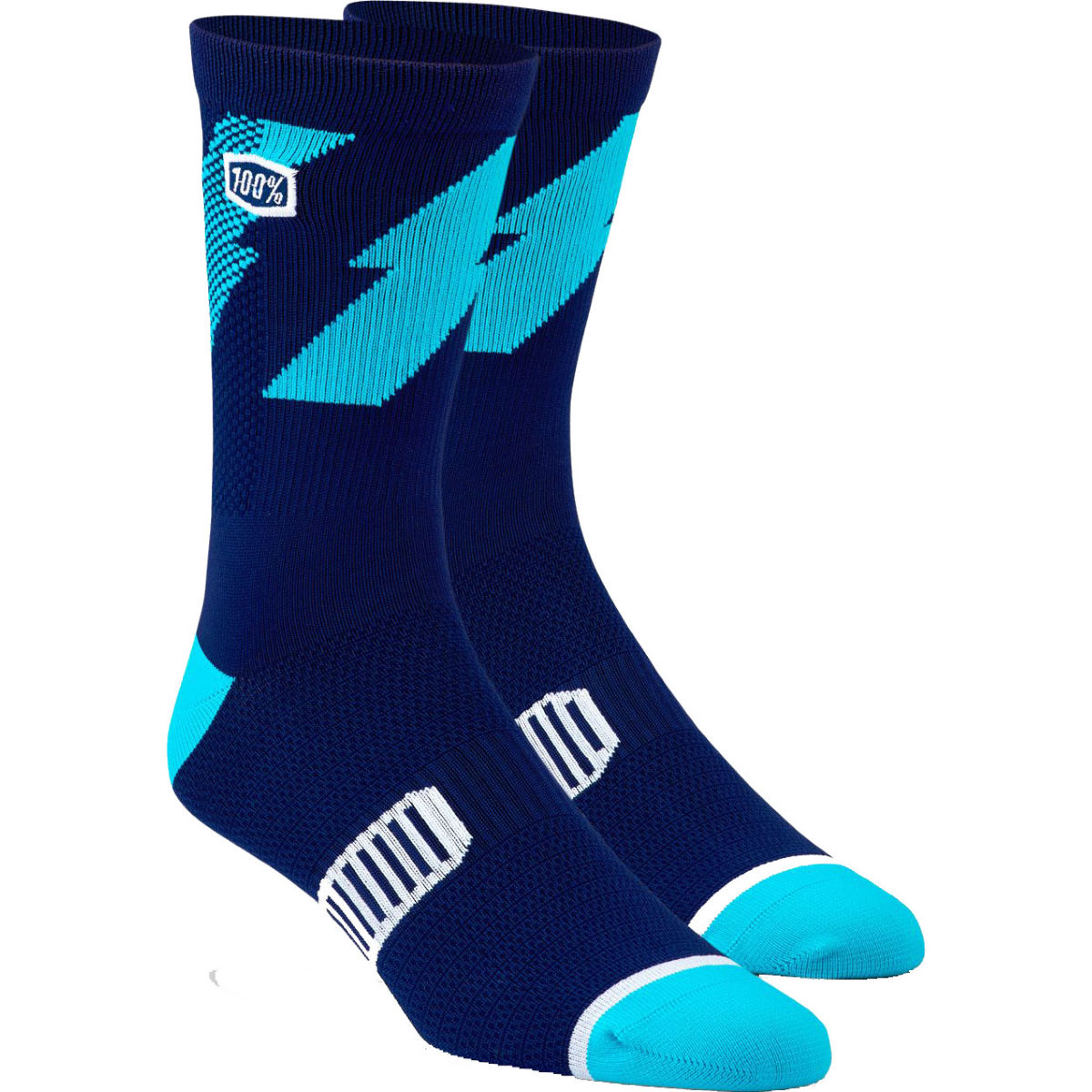 100% Bolt Performance Socks - Calcetines de ciclismo