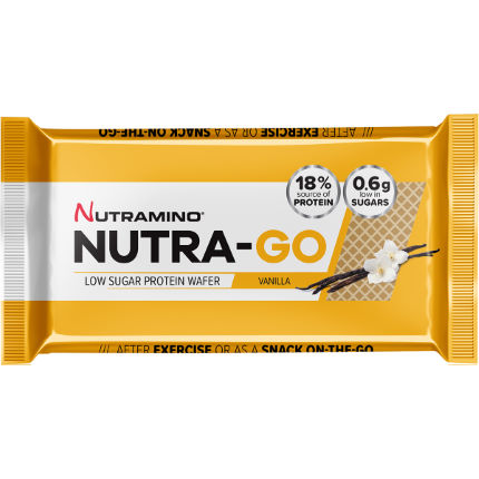 Nutramino Pro Wafer Square (12 x 39g)