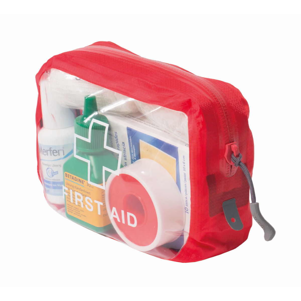 Exped Exped Clear Cube First Aid Medium   First Aid Kits