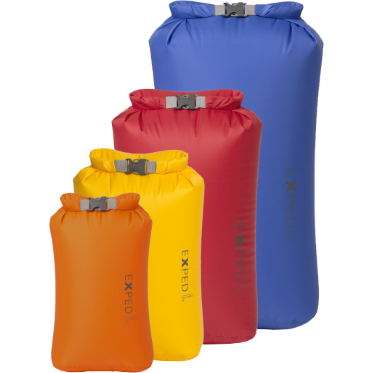 Exped Fold-Drybags BS 4 pack - Bolsas estancas