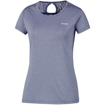 Columbia Women's Peak to Point™ Novelty SS Shirt