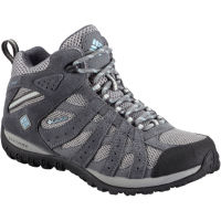 Columbia Womens Canyon Point XT Mid Waterproof Shoes (Gray