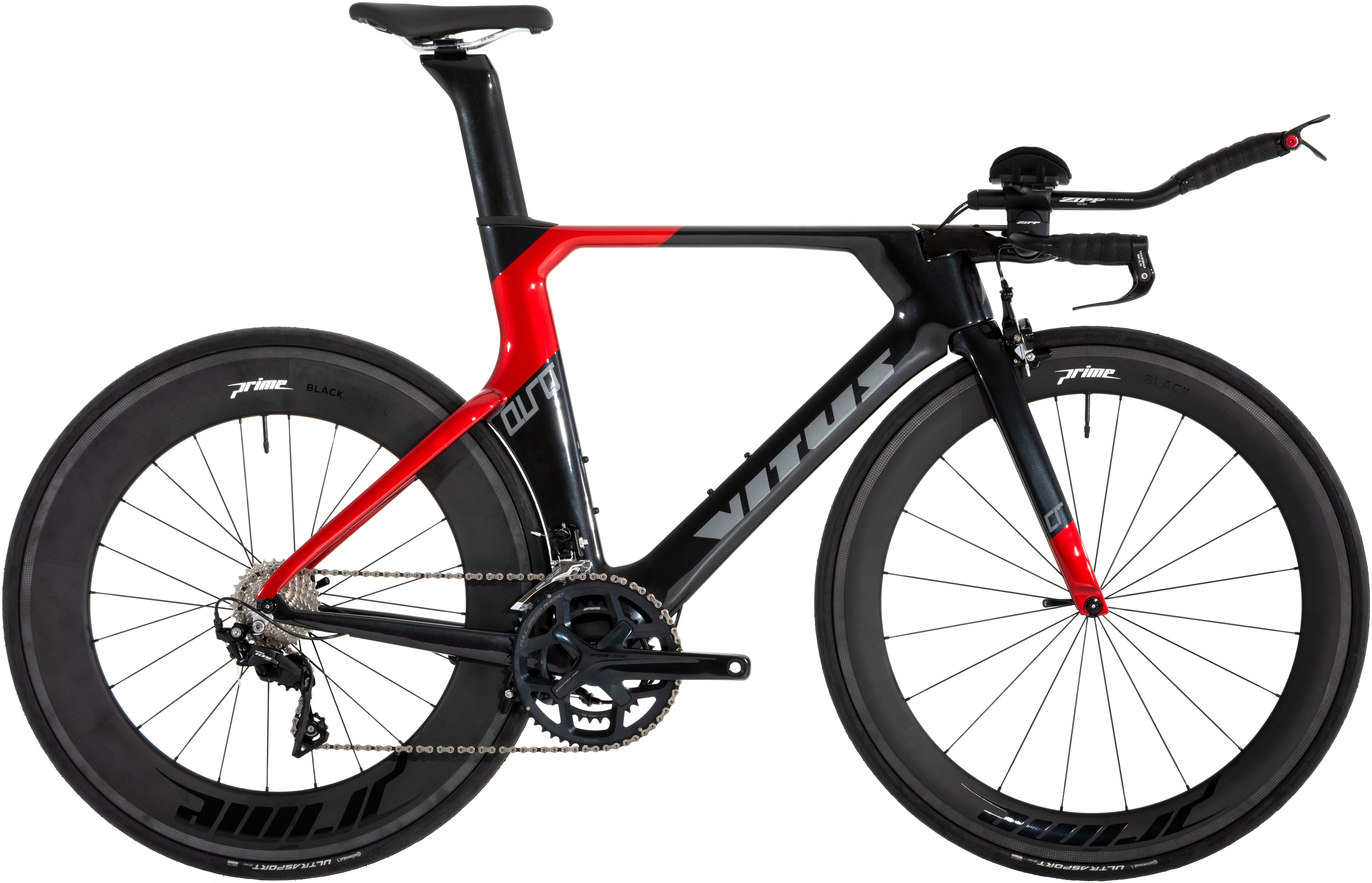 Vitus Auro CR Triathlon Bike (105 - 2019) | Tri/time trial