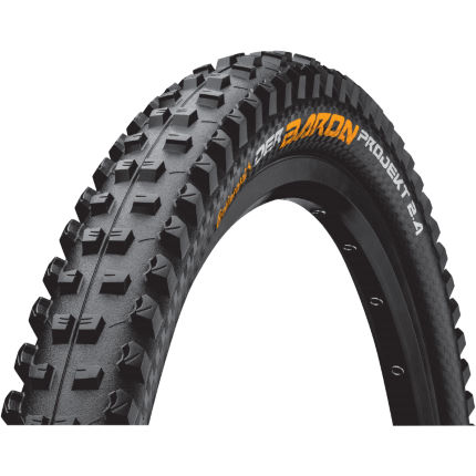 Continental Der Baron Projekt Folding MTB Tyre - ProTection Ap