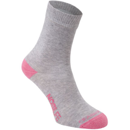 Craghoppers Women's NosiLife Twin Pack Socks