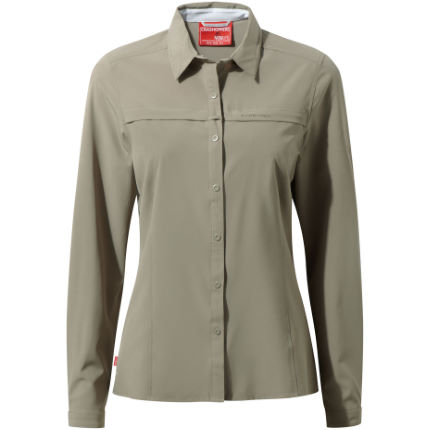 Craghoppers Women's NosiLife Pro Long Sleeved Shirt