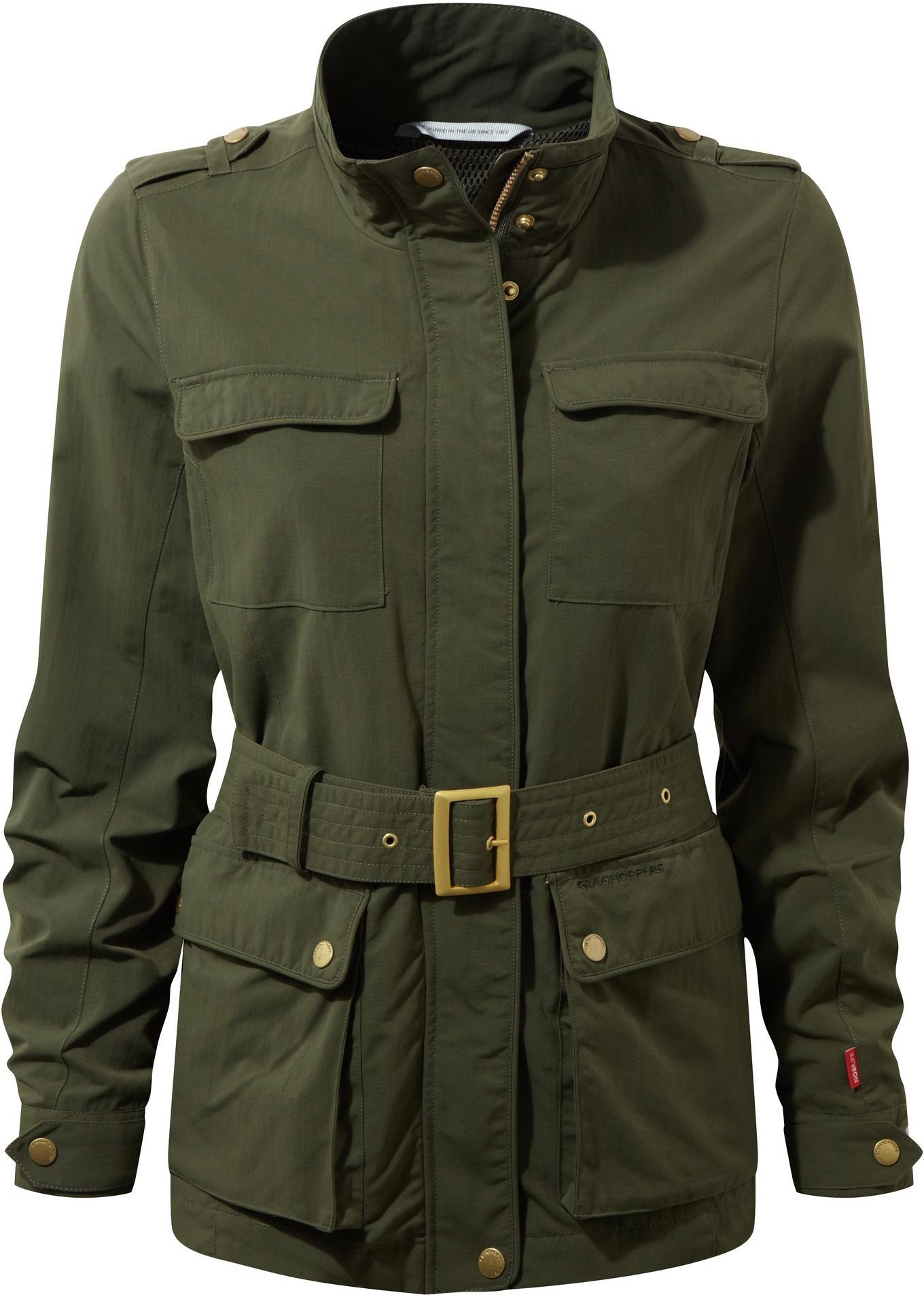 Craghoppers Women's NosiLife Safari Jacket | Jackets