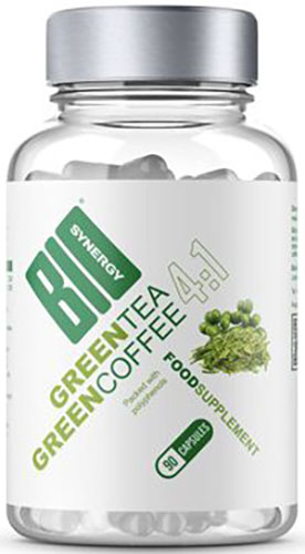 Bio-Synergy Body Perfect Green Tea and Green Coffee (90 Capsules   item_misc