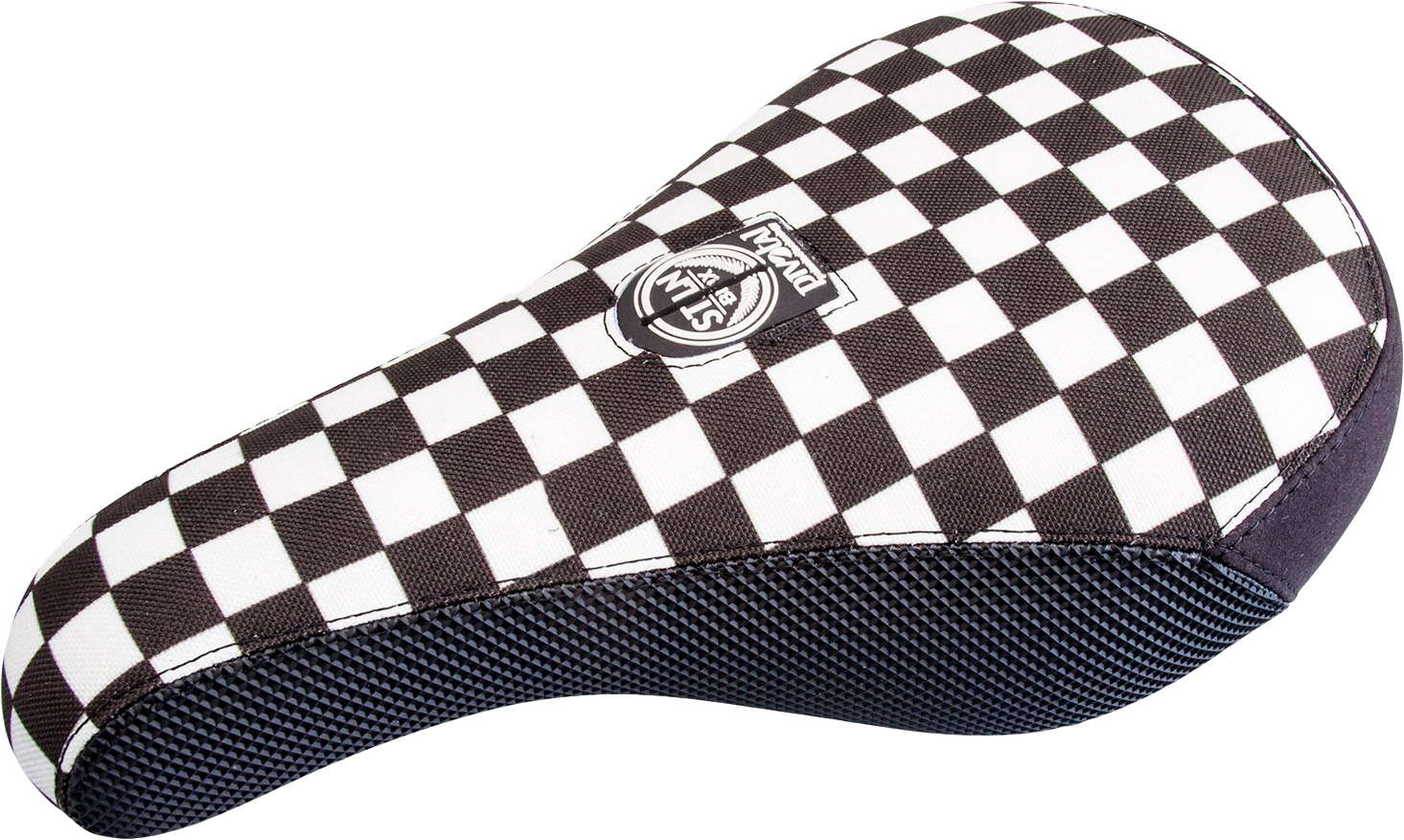 Stolen Checkered Pivotal Saddle | Sadler