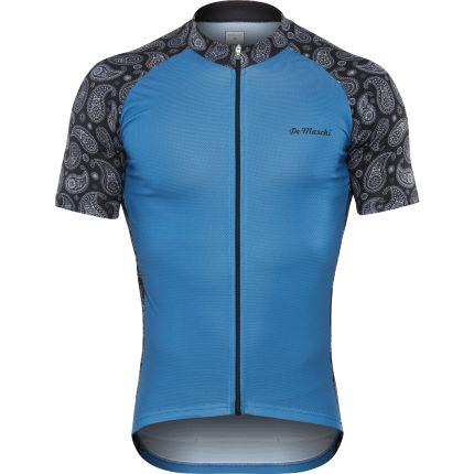 De Marchi Damasco Short Sleeve Jersey