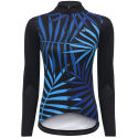 dhb Blok Women's Long Sleeve Jersey - Tropical