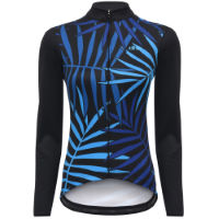 dhb Blok Womens Long Sleeve Jersey - Tropical