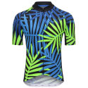 Maillot dhb Blok Christmas Palm (manches courtes)