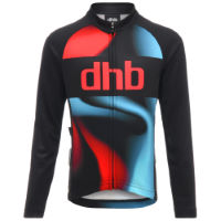 dhb Kids Long Sleeve Jersey - Logo