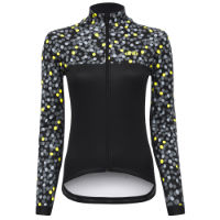 Giacca donna dhb Blok Windproof Softshell Dot