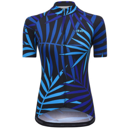 dhb Blok Women's Short Sleeve Jersey - Tropical