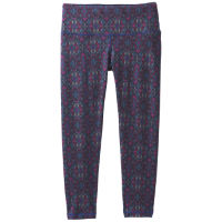 PrAna Womens Pillar Printed Yoga Capri