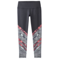 PrAna Womens Pillar Printed Yoga Legging