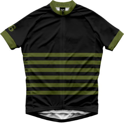 Twin Six The Power of Six Short Sleeve Jersey