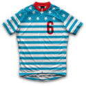 Twin Six The Freedom Machine Short Sleeve Jersey