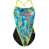 MP Womens Oasis Racer Back Swimsuit