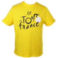 Tour De France Leader Logo T-Shirt