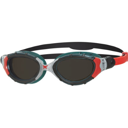 Zoggs Predator Flex 2.0 Polarized Ultra Photochromatic