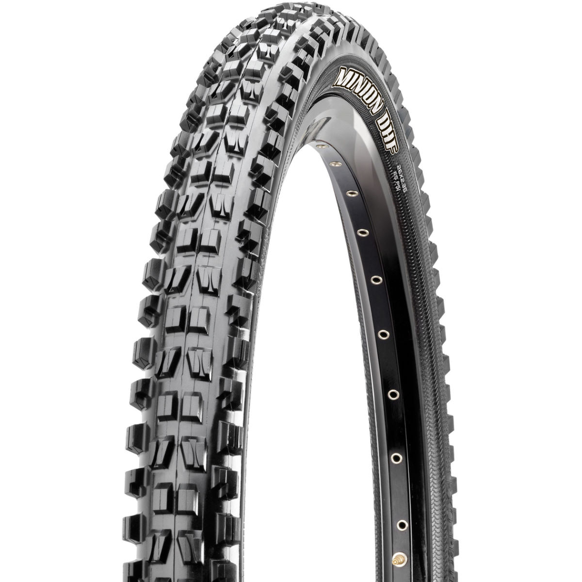 "Maxxis Maxxis Minion DHF MTB Tyre - 3C - TR - DD:2.3"":27.5""   Tyres"