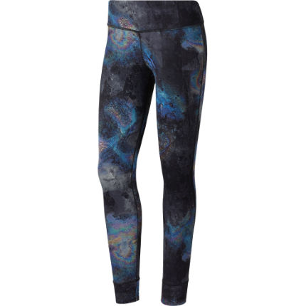 2bc1109c3ee52 View in 360° 360° Play video. 1. /. 8. Black; Reebok Women's Lux Bold Tight  - Oil ...