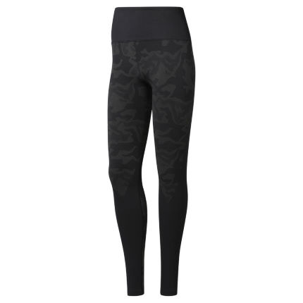 Reebok Women's Thermowarm Seamless Tights