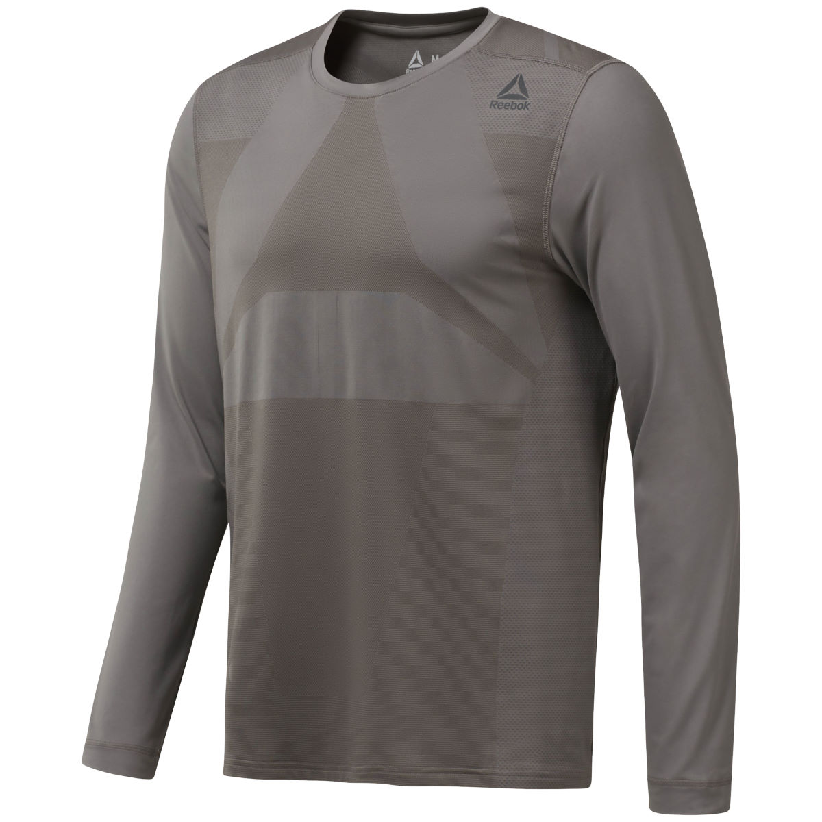 Reebok Reebok Thermowarm Vent Long Sleeve Tee   Long Sleeve Running Tops