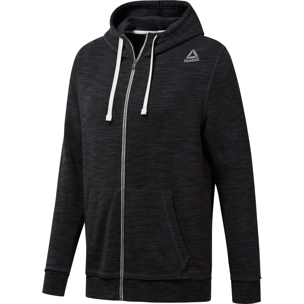 Reebok Reebok Training Essentials Group Full Zip Hoodie   Hoodies