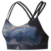 Reebok Hero Strappy Oil Slick Sport BH
