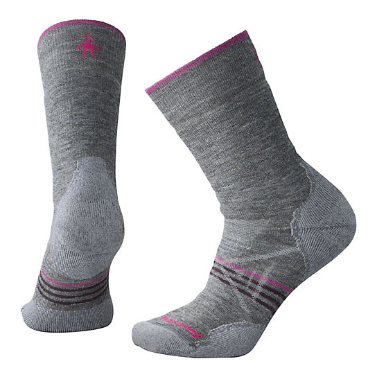Smartwool Womens Phd Outdoor Medium Crew Socks